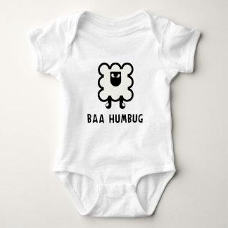 Blöken-Humbug Baby Strampler