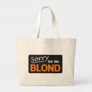 Blond Einkaufstasche