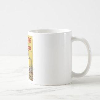 Blonde Gefahr Kaffeetasse