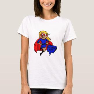 blonde Supermamma T-Shirt