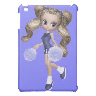 Blonder Cheerleader iPad Fall iPad Mini Hülle