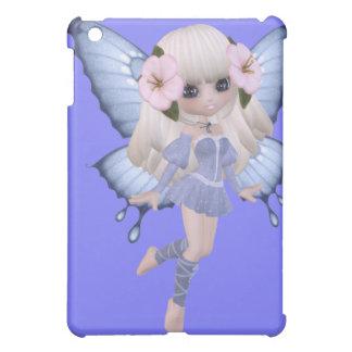 Blonder Prinzessin Butterfly iPad Fall iPad Mini Hülle
