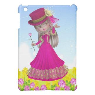 Blonder Prinzessin iPad Fall iPad Mini Hülle
