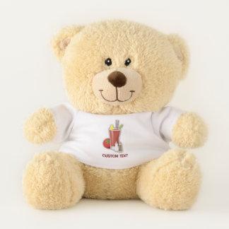 Bloody- Marycocktail Teddybär
