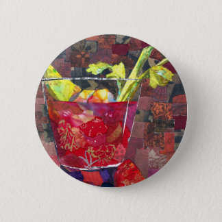 Bloody- Marycollage Runder Button 5,1 Cm