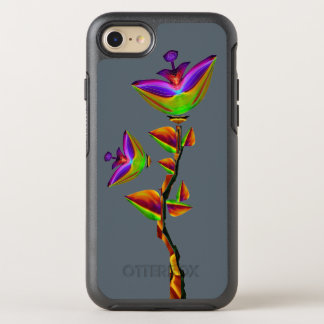 Bloomfasia Blumen-Kunst OtterBox Symmetry iPhone 7 Hülle