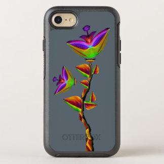 Bloomfasia Blumen-Kunst OtterBox Symmetry iPhone 8/7 Hülle