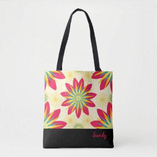 Bloomin gutes Anfangsmodernes mit Tasche