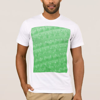 Bloße lange Hülse der Damen-Twofer (angepasst) T-Shirt