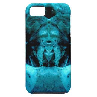 blue dämon iPhone 5 schutzhülle