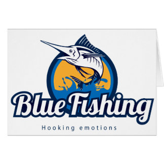 Blue Fishing Karte