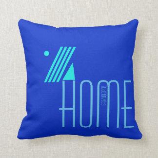 Blue Mosaic home - Pillow/Kissen 100% cotton Kissen