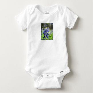 Bluebonnet Baby Strampler