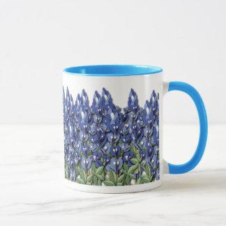 Bluebonnet-Feld-Tasse Tasse