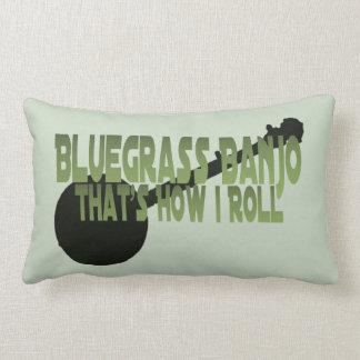 Bluegrass-Banjo. Das ist, wie ich rolle Lendenkissen
