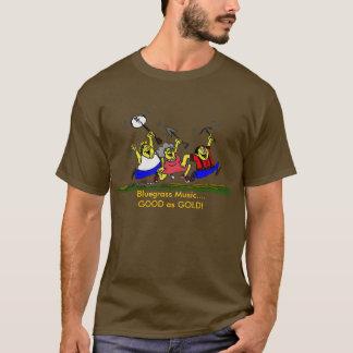 Bluegrass-Banjo-Spaß T-Shirt