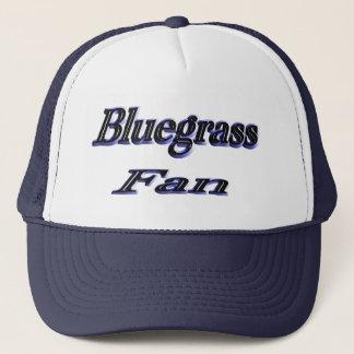 Bluegrass Fan-Hut Truckerkappe