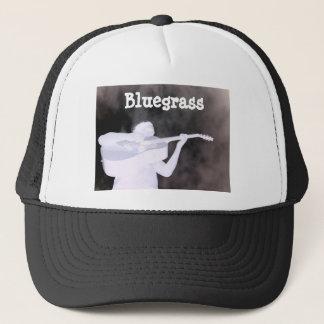 """""""Bluegrass-"""" Fernlastfahrer-Hut Truckerkappe"""