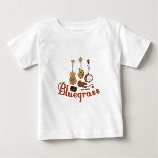 Bluegrass-Instrumente Baby T-shirt