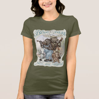 Bluegrass-Lebewesen durch Mudge Studios T-Shirt