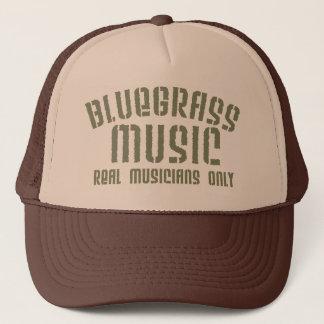 Bluegrass-Musik-Fernlastfahrer-Hut Truckerkappe