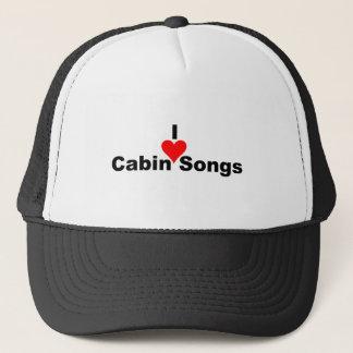 Bluegrass-Musik: (Herz) Lieder Kabinen-I Truckerkappe