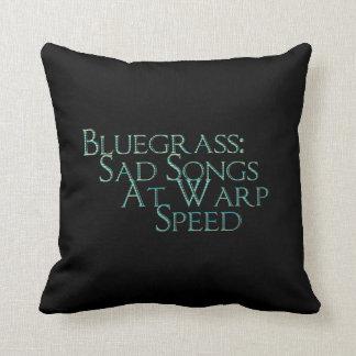 Bluegrass: Traurige Lieder mit Kissen