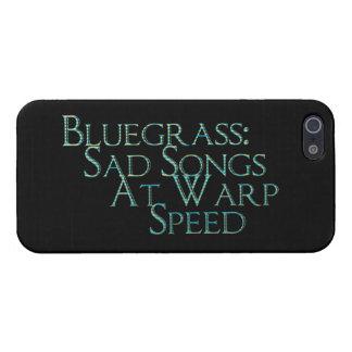 Bluegrass: Traurige Lieder mit Verzerrungs-Geschwi iPhone 5 Etuis