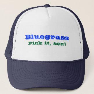 Bluegrass: Wählen Sie ihn, Sohn aus! Truckerkappe