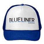 Blueliner Hockey Baseballmützen