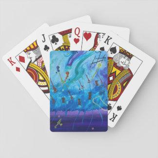 BlueMixUp Spielkarten