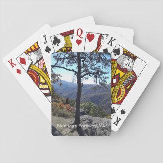 Blueridge Allee, Spielkarten Virginias