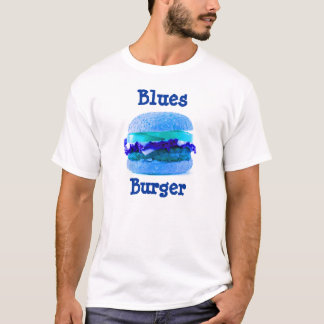 Blues-Burger T-Shirt