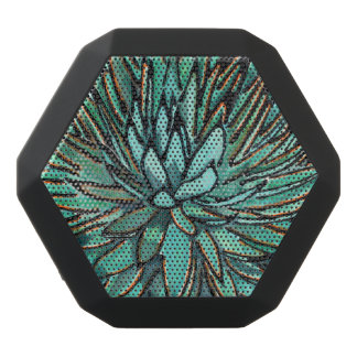Bluetooth Lautsprecher - stachelige grüne Agave