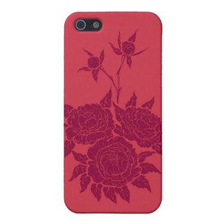 Blühen der Pfingstrosen Schutzhülle Fürs iPhone 5