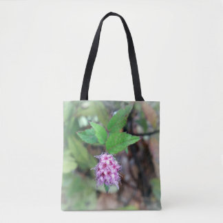 Blühen im Herbst Tasche