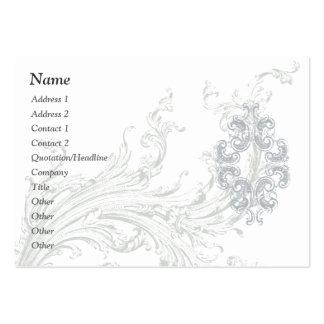 Blühen Sie Geschäft Visitenkarte-Schablone