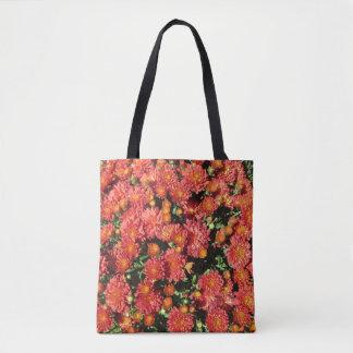 Blühende Chrysantheme Tasche