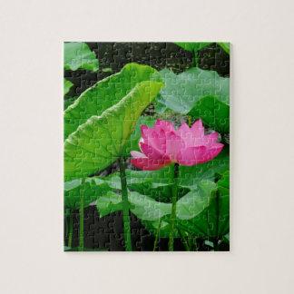 Blühende Lilie Puzzle
