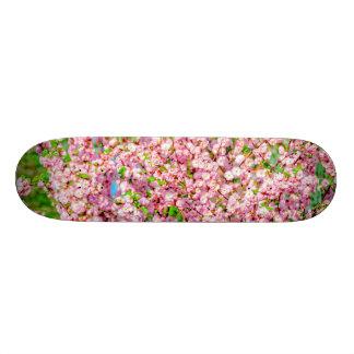 Blühende Pflaume Personalisiertes Skateboard