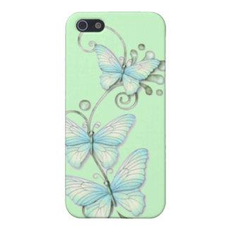 Blühende Schmetterlinge 5 iPhone 5 Schutzhülle