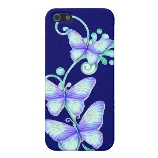 Blühende Schmetterlinge 8 iPhone 5 Case