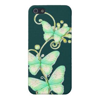 Blühende Schmetterlinge 9 Etui Fürs iPhone 5