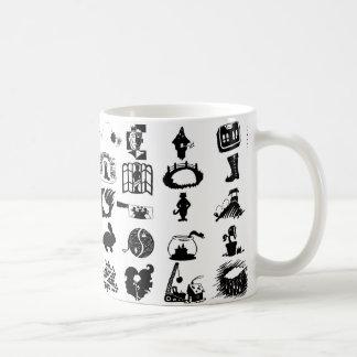 Blühende Theatricals-Tasse Kaffeetasse