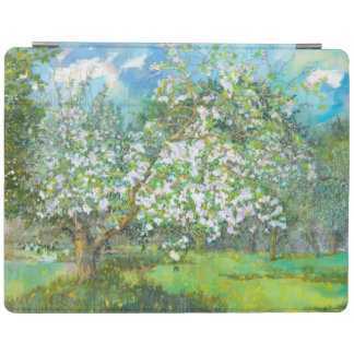 Blühender Garten iPad Smart Cover