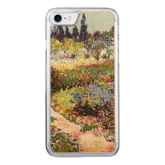 Blühender Garten Van Gogh an Arles Blumenschöner Carved iPhone 8/7 Hülle