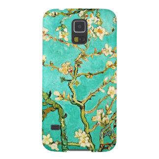Blühender Kasten Mandelbaum-Samsung-Galaxie-S5 Samsung Galaxy S5 Cover