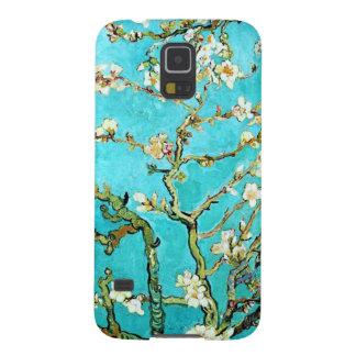 Blühender Kasten Mandelbaum-Samsung-Galaxie-S5 Samsung S5 Cover