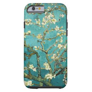 Blühender Mandelbaum durch Van Gogh Tough iPhone 6 Hülle