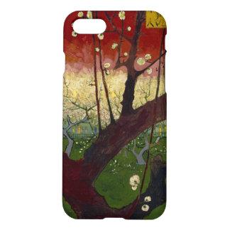 Blühender Pflaumenbaum iPhone 8/7 Hülle